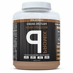 100% Casein Protein Powder I PROMIX Chocolate Micellar I USA