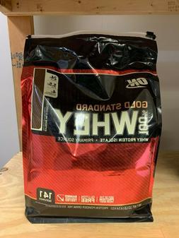Optimum Nutrition 100% Gold Standard WHEY PROTEIN Powder 10