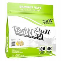100 percent premium whey protein blend isolate