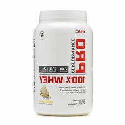 GNC Pro Performance 100 Whey Protein - Banana Cream 1.86 lbs