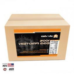 3lbs Bulk Instant Egg White Protein Powder Factory Direct VA