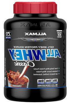 3 x ALLMAX Nutrition, AllWhey Classic, 100% Whey Protein, Ch
