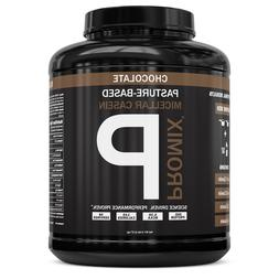 ProMix Nutrition- 5LB Chocolate Casein Protein- All Natural