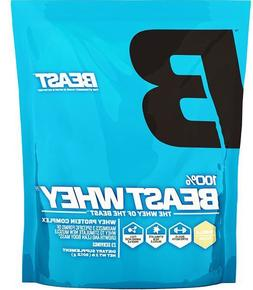 Beast Sports Nutrition, 100% Beast Whey Protein Complex, Van
