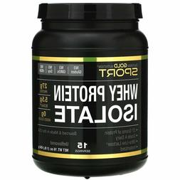 California Gold Nutrition, SPORT, WPI 90, Whey Protein Isola