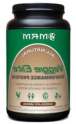 MRM - Veggie Elite Performance Protein, 24 Grams of Flavorfu