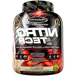 Muscletech Products - Nitro Tech Performance Series Whey Iso