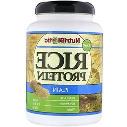 Nutribiotic - Vegan Rice Protein Vanilla Flavor - 1.5 lbs.