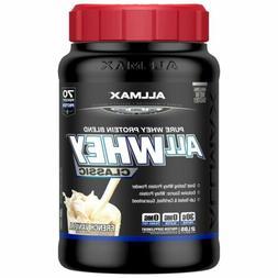 ALLMAX Nutrition AllWhey Classic 100% Whey Protein French Va