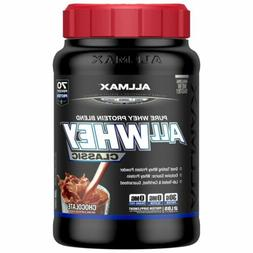 ALLMAX Nutrition  AllWhey Classic  100  Whey Protein  Chocol