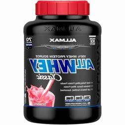 ALLMAX Nutrition  AllWhey Classic  100  Whey Protein  Strawb