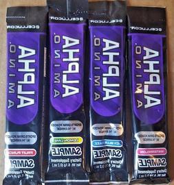Cellucor Alpha Amino 75 single serv sample pouches