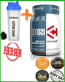 Dymatize Nutrition Amino ISO-100 Hydrolyzed Whey Protein Iso