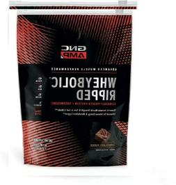 GNC AMP Wheybolic Ripped Whey Protein Powder, Chocolate Fudg