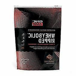 AMP Wheybolic Ripped Whey Protein Powder Chocolate Fudge 9 S