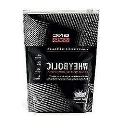 AMP Wheybolic Whey Protein Powder Classic Vanilla 10 Serving