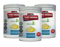appetite control - ORGANIC BANANA POWDER - vegan protein pow