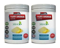 appetite stimulant - ORGANIC BANANA POWDER - vegan protein p