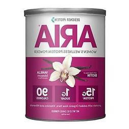 Designer Protein Aria, Natural Women's Wellness Protein, V