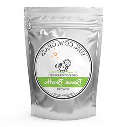 bone broth powder pure protein organics 100g