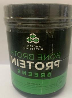 Ancient Nutrition Bone Broth Protein Powder - Greens - 17.8o