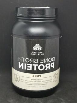 Bone Broth Protein Powder, Ancient Nutrition, 40 servings Pu