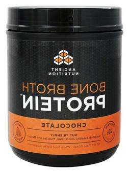 Ancient Nutrition Bone Broth Protein Powder, Chocolate - Dai