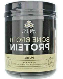Ancient Nutrition Bone Broth Protein PURE 15.7 Ex 2020 Super