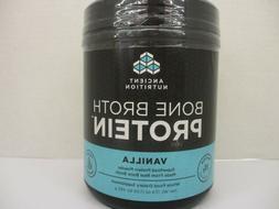 ANCIENT NUTRITION BONE REAL BROTH PROTEIN - VANILLA 17.4 OZ