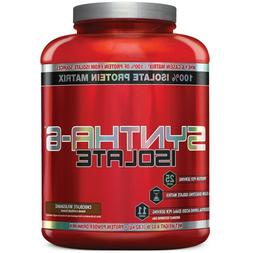 BSN SYNTHA-6 ISOLATE 4 lbs, 48 Servings Whey Protein - PICK