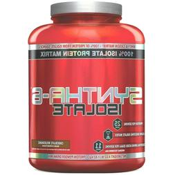 BSN SYNTHA-6 ISOLATE Whey Protein 4 lbs, 48 Servings CHOCOLA