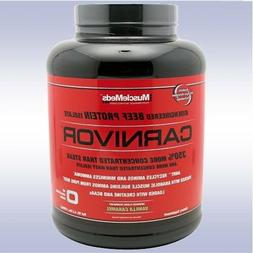 MUSCLEMEDS CARNIVOR  beef protein isolate powder creatine am