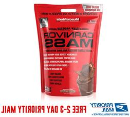 MUSCLEMEDS CARNIVOR MASS 10 Lb Anabolic Beef Protein Isolate