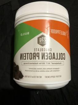 Bulletproof Collagen Peptides Protein Powder - Chocolate Fla