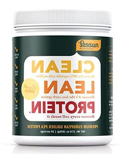 Nuzest Clean Lean Protein, Smooth Vanilla, 1.1 pounds