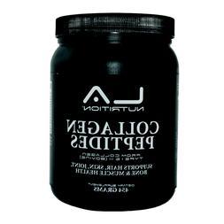 LA Nutrition Collagen Powder Contains Vital Protein and Nutr