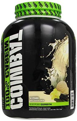 Muscle Pharm Combat Casein Supplement, Vanilla, 4 Pound