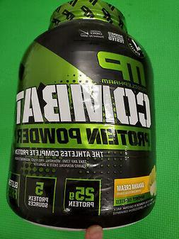 MusclePharm Combat Essential Whey Protein Powder Banana Crea