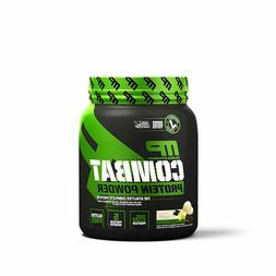 MusclePharm Combat Isolate Protein Powder Vanilla, Casein an