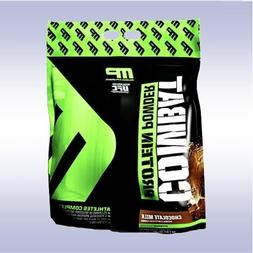 MUSCLEPHARM COMBAT PROTEIN POWDER  whey isolate casein egg b
