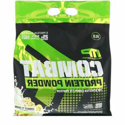 MUSCLEPHARM COMBAT PROTEIN POWDER 3.6kg  WPI WPC MP - COOKIE
