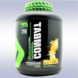 MUSCLEPHARM COMBAT PROTEIN POWDER  whey isolate bcaa re-con