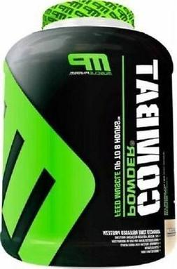 Muscle Pharm Combat Protein Powder 5 lbs Cookies and Cream F