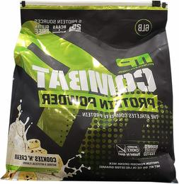 Muscle Pharm Combat Protein Powder 6lbs. Cookies and Cream