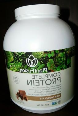 PlantFusion Complete Plant Based Pea Protein Powder Vegan Ri