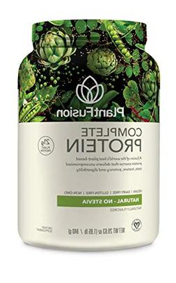 PlantFusion Complete Plant Based Protein Powder, Natural - N