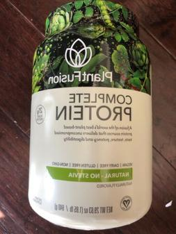 PlantFusion Complete Protein Powder, Naturally Flavored, 29.