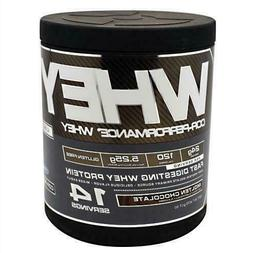 Cellucor Cor Performance Whey Protein 1lb Cans Lot of 4 Choc