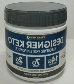 Designer Protein - Designer Keto Ketogenic Protein Powder Pu