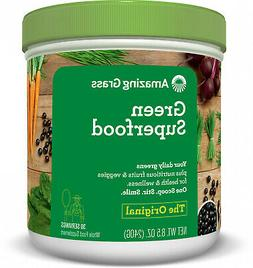 Amazing Grass All Natural Drink Powder, Green Superfood, 8.5